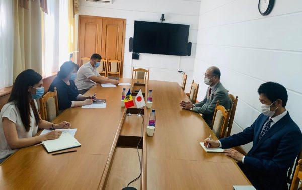 Trei instituții medicale din Republica Moldova urmează să fie dotate cu dispozitive medicale performante, cu suportul Japoniei