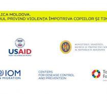 Lansarea Studiului privind violența împotriva copiilor și tinerilor VACS