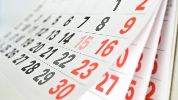 Zile libere pentru bugetari în  perioada 27-31 august 2020