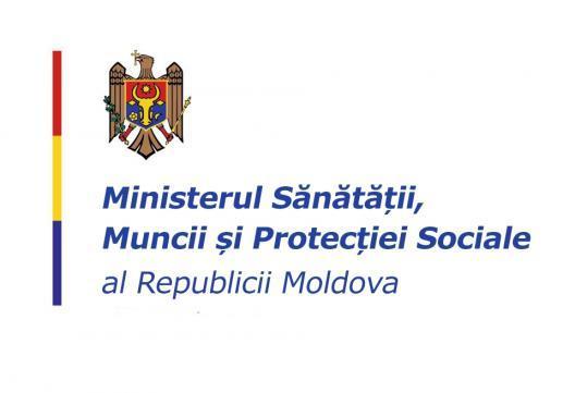 Raport de activitate pe 5 luni al Ministerului Sănătății Muncii și Protecției Sociale