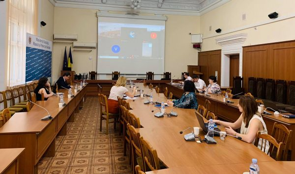 """La IMSP SCR """"Timofei Moșneaga"""" vor fi activate 120 paturi pentru pacienții în stare gravă"""