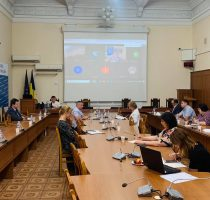 Viorica Dumbrăveanu a solicitat autorităților publice municipale intensificarea măsurilor privind controlul infecției COVID-19
