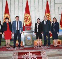 Experiența Republicii Moldova privind reformarea sistemului de protecție a copilului împărtășită deputaților și reprezentanților Guvernului din Kârgâstan