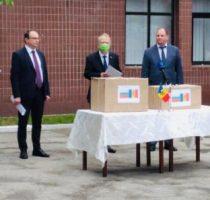 МЗТСЗ получило гуманитарную помощь от Республики Болгарии.