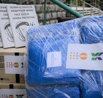 ЮНФПА предоставил партию медицинских изделий для защиты медицинских работников из 41 Центра здоровья дружественных молодёжи