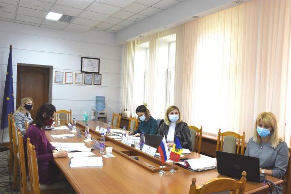 Negocieri pe marginea proiectului de Aranjament Administrativ pentru aplicarea Acordului dintre Republica Moldova și Federația Rusă privind securitatea socială