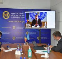 A New Biennial Collaborative Agreement signed between Republic of Moldova and World Health Organization