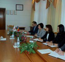 Dezvoltarea parteneriatului moldo-nipon în domeniul sănătății