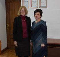 Ministrul Sănătății Muncii și Protecției Sociale Svetlana Cebotari a avut o întrevedere cu Ambasadorul Marii Britanii în Republica Moldova