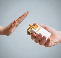 """Ziua Națională de renunțare la fumat marcată sub genericul """"Renunțarea la fumat – face aerul mai curat """""""