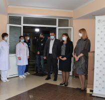 Чехия помогает оснастить отделения интенсивной терапии в районных больницах