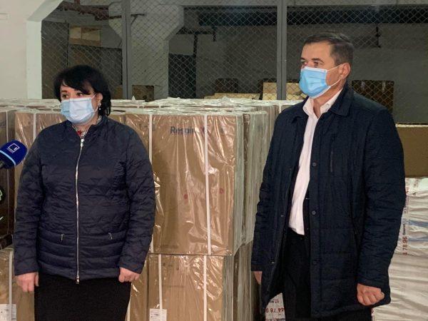 Spitalele  din țară vor fi dotate cu alte 100 de concentratoare de oxigen, necesare pentru tratamentul pacienților cu COVID-19