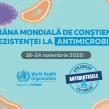 Всемирная неделя правильного использования антибиотиков, 18 — 24 ноября 2020 г.