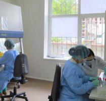 Ещё 100 000 тестов для выявления SARS-COV-2 приобрели и доставили в Национальное агентство по общественному здоровью