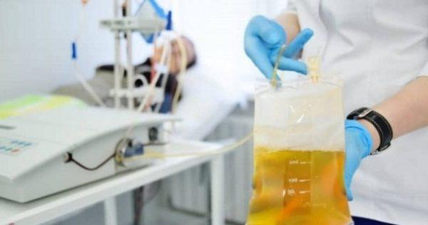 1357 persoane tratate au donat plasmă pentru pacienții cu forme grave și extrem de grave de COVID-19