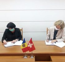 Un nou Memorandum semnat de MSMPS și Agenția Elvețiană pentru Dezvoltare și Cooperare privind reducerea poverii bolilor netransmisibile în Republica Moldova