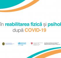 «Поддержка в физической и психологической реабилитации после COVID-19» — начинается кампания по информированию и поддержке людей в период восстановления после болезни