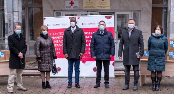 OMS și USAID contribuie la consolidarea sistemului național  de supraveghere epidemiologică