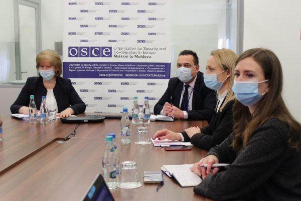 Dialog cu reprezentanții sistemului de sănătate din stânga Nistrului privind organizarea procesului de vaccinare anti-COVID-19