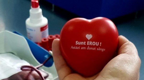 Reprezentanții structurilor de combatere a corupției la nivel de stat vor dona sânge pentru a salva vieți