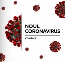55 cazuri de COVID-19, înregistrate în ultimele 24 de ore