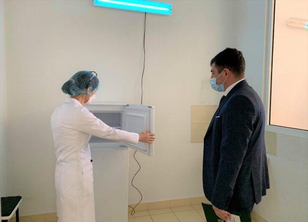 Un Centru de vaccinare împotriva COVID-19 a fost deschis la Bălți