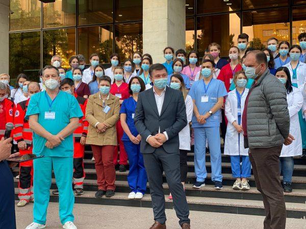 Peste 5.500 de oameni s-au vaccinat împotriva COVID-19 la Maratonul Vaccinării
