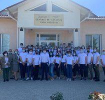 Maratonul vaccinării de la casă la casă. 15 echipe mobile au vaccinat populația împotriva COVID-19, în satele din raionul Cimișlia