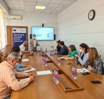 Specialiștii Centrelor de Sănătate Publică și reprezentanții APL sunt instruiți privind comunicarea eficientă cu populația despre vaccinarea împotriva COVID-19