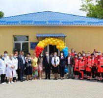 Condiții moderne de activitate la punctul de asistență medicală urgentă Iargara, din raionul Leova