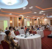 """Conferința internațională dedicată finalizării proiectului """"Tați conștienți și responsabili pentru o generație non-violentă"""""""
