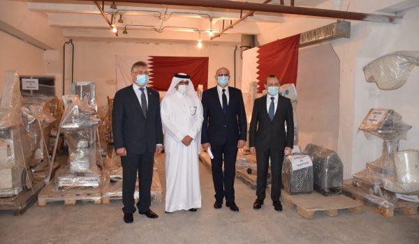 Statul Qatar oferă un nou lot de asistență umanitară Republicii Moldova