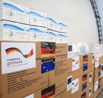 Germania și Uniunea Europeană continuă să susțină Republica Moldova în combaterea pandemiei COVID-19