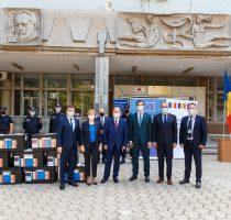 100.620 doze de vaccin Pfizer BioNTech donate cu titlu gratuit de către Guvernul României au ajuns în țară