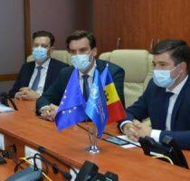 Secretarul de stat, Denis Cernelea, a avut o întrevedere cu omologul său din România, Andrei  Baciu