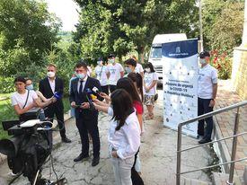 MSMPS lansează o campanie de  informare a populației din mediul rural despre importanța  vaccinării împotriva COVID-19