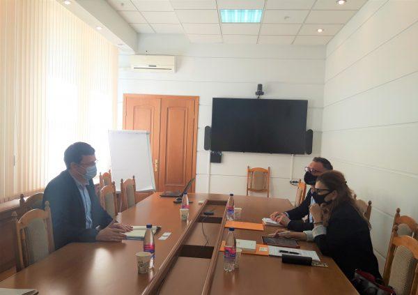 Măsurile de consolidare a politicilor în domeniul demografiei, discutate de ministrul Marcel Spatari și reprezentanta UNFPA în Moldova
