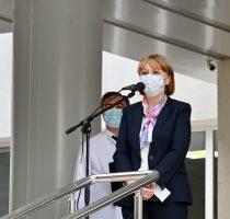 Statele Unite ale Americii au donat țării noastre echipamente medicale vitale pentru tratamentul pacienților în stare gravă