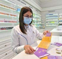 Farmaciile vor deveni puncte de informare veridice despre vaccinarea împotriva COVID-19