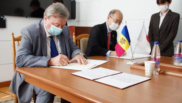 Japonia oferă un nou grant pentru sistemul de sănătate din Republica Moldova, prin intermediul programului Kusanone